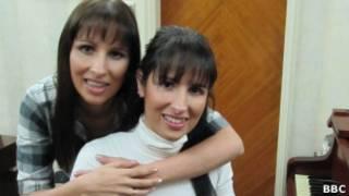 Paula e Fabiana Chávez. BBC