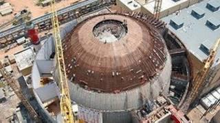 Nhà máy điện hạt nhân ở Ấn Độ