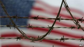 Американский лагерь на Гуантанамо