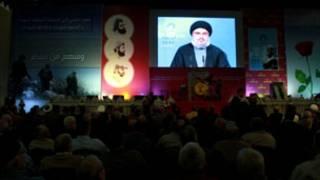 شیخ حسن نصرالله، دبیرکل حزب الله لبنان