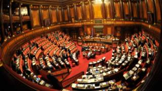 italy senate