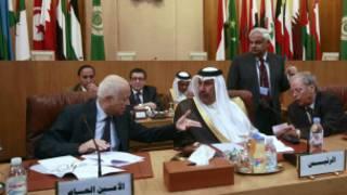 Cuộc họp về Syria của Liên đoàn Ả Rập