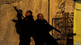 Полиция Рио