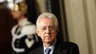 Mario Monti, Sabon Fira Ministan kasar Italiya