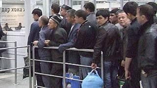 مهاجران تاجیک