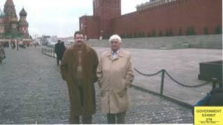 Виктор Бут и Эндрю Смулян в Москве