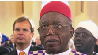 Mwandishi Riwaya Chinua Achebe