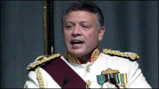 العاهل الاردني الملك عبد الله