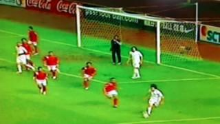 بازی فوتبال ایران و اندونزی