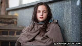 Ảnh chụp mẫu cho Tổ chức Bảo vệ trẻ em, Anh Quốc