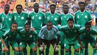 Super Eagles na Nigeria