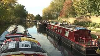 Jiragen ruwa a cikin Thames