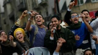 Biểu tình tại Ai Cập