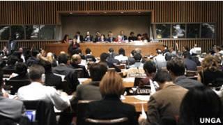 کمیته سوم مجمع عمومی