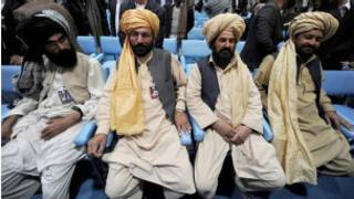 د کابل لویې مخکنۍ جرګې عکس ګورﺉ