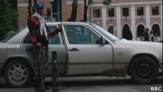 Вооруженные таджики