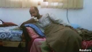 சயிஃப் அல் இஸ்லாம் ஒரு மாதத்துக்கு முன்னர் நேட்டோ தாக்குதலில் காயமடைந்ததாக தகவல்