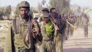 الجيش الاثيوبي