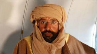 Saif al-Islam Gaddafi