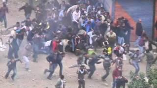 तहरीर चौक पर हिंसा