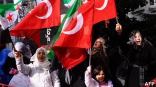 شهروندان سوری ساکن ترکیه