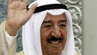 أمير الكويت الشيخ صباح الاحمد الصباح