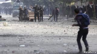 противостояние на площади Тахрир