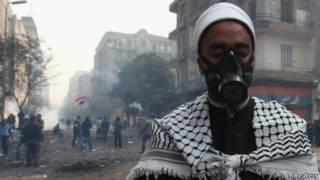 مصادمات في مصر