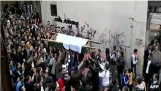 احتجاجات سورية