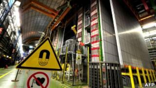 Лаборатория Гран-Сассо в Италии
