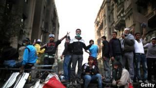 احتجاجات ميدان التحرير