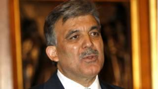Abdullah Gül: Türkiye Cumhurbaşkanı