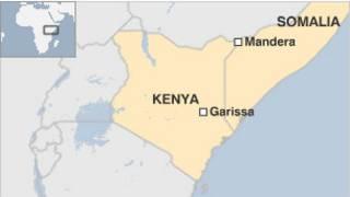 Taswirar Kasar Kenya