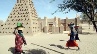 Глинобитные мечети Тимбукту