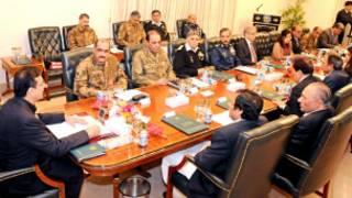 کمیته دفاعی دولت پاکستان