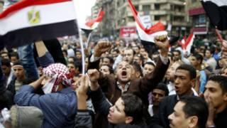 Maandamano medani Tahrir