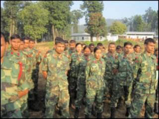 maoists rebels