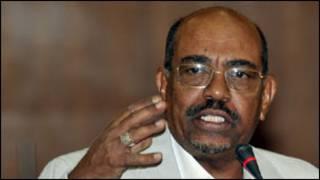Shugaba Omar Al -Bashir na Sudan