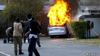 حمله به سفارت بریتانیا در تهران