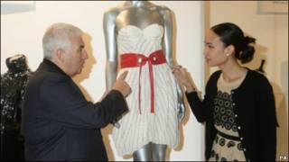 艾米裙装拍卖