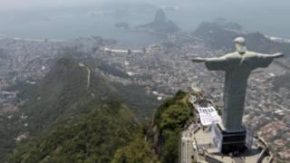 Cristo Redentor, Rio de Janeiro. Reuters