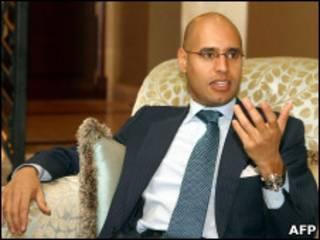 赛义夫·卡扎菲