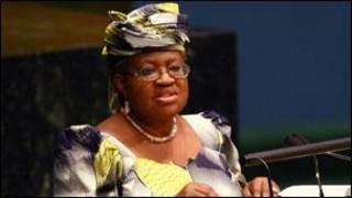Ministan kudin Najeriya Ngozi Okonjo-Iweala