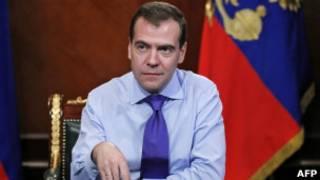 Обращение Дмитрия Медведева к россиянам 2 декабря 2011 г.