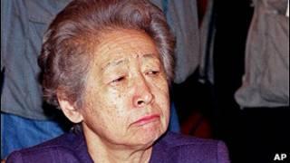 ساداکا اوگاتا دیپلمات جاپانی/ژاپنی و یکی از فعالان حقوق بشر