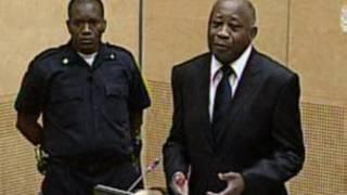 Laurent Gbagbo saura bientôt  s'il sera jugé à la Haye ou pas.