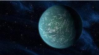 Planeta Kepler-22. BBC