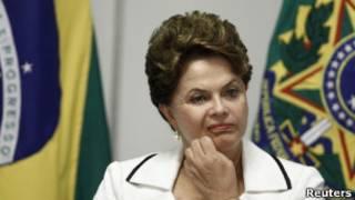 Dilma Rousseff (Foto: Reuters)