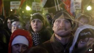 रूस में विरोध