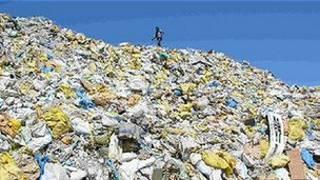 मालदीव का 'कचरा द्वीप'